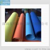 聚氨酯海綿卷材38度灰黑EVA背膠片材低密度複合棉