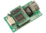 康耐德 C2000 E1M0  RS232/TTL 轉 TCP/IP 嵌入式聯網模組