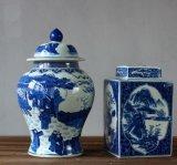 景德镇陶瓷加工厂家 加工陶瓷罐子 陶瓷工艺品定制