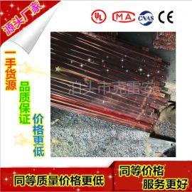 厂家直销铜包钢扁线 铜包钢扁钢