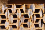 昆明轨道钢特约经销商;云南轨道钢价格