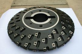 可转位铣刀盘,高速铣削多种成型槽的可转位铣刀盘