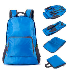 可折叠背包双肩包旅行背包定制可定制logo上海