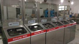 全自动全304不锈钢洁净车间洗手烘干机机