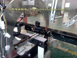 PVC石塑装饰型材生产线设备
