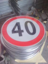 榆林道路安全施工标志牌制作 ** 29004099