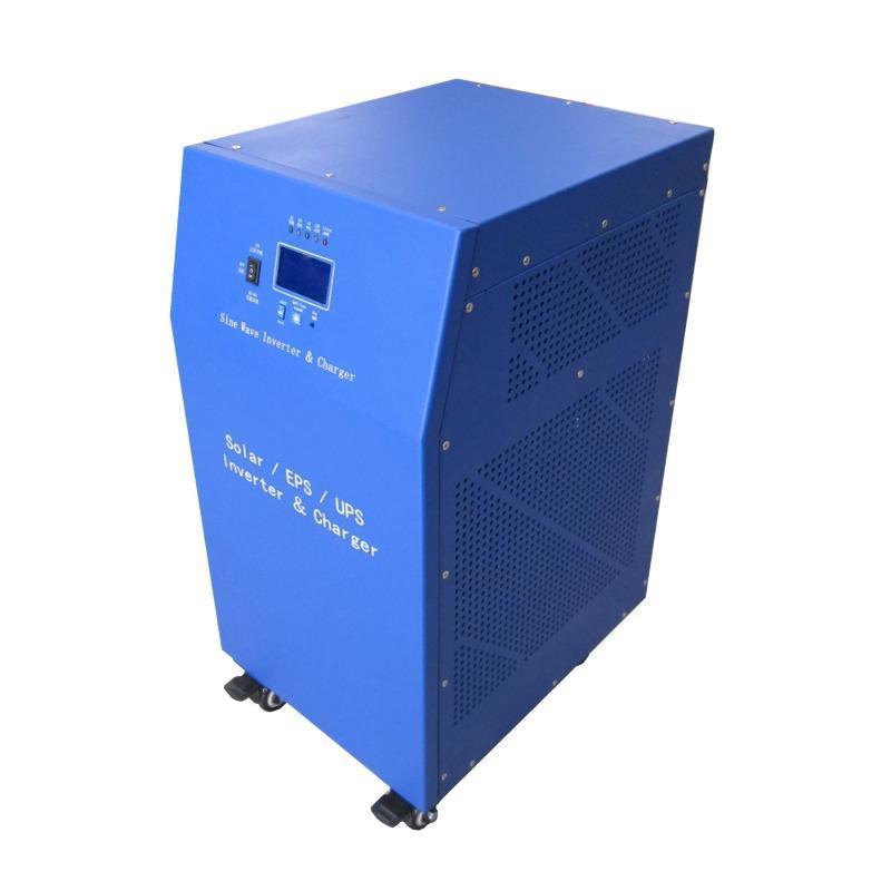 48V家用太阳能逆变控制一体|工频正弦波逆变器8KW逆控一体机