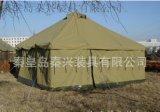秦興供應廠家熱銷5*5純棉大型帆布帳篷 外貿帳野營篷 可定製
