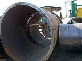 大口径厚壁卷管厂、钢板卷管、厚壁卷管