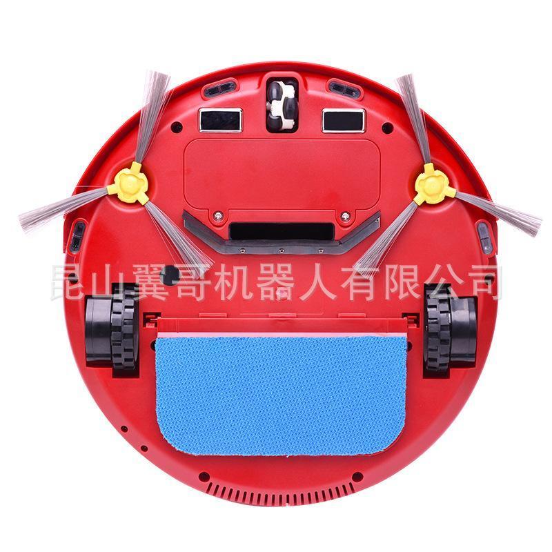 酷洁KE18智能扫地机器人吸扫拖空气净化飘香多功能防摔防坠防撞