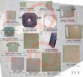 聚丙烯压滤机滤板