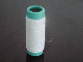 分子量聚乙烯纤维钢丝包覆纱