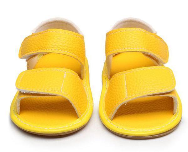 PU**软底鞋凉鞋牛筋底学步鞋厂家直销