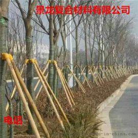 【景龙供应】无缝玻璃钢穿线管/拉挤型材