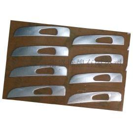 專業製作超薄電鑄金屬銘牌,金屬薄標牌,鎳片LOGO,純鎳標貼