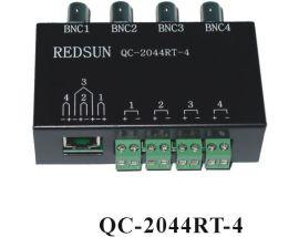 集中供电无源双绞线传输器(QC-2044RT-4)