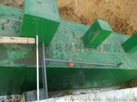 一体化污水处理设备生活污水处理设备生产安装调试