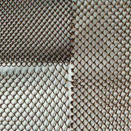 安平汇金金属网帘装饰隔断