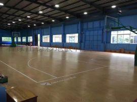 广东室内篮球场专用PVC塑胶地板材料