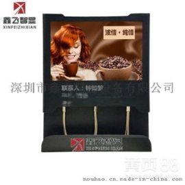 鑫飞壁挂式广告机数字标牌商业触摸屏显示器网络版