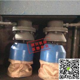 精炼钢MX-50钢包底吹氩自动连接装置 滕州明兴