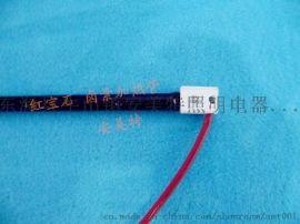 卤素红宝石加热管/碳纤维红宝石电热管/红宝石异形发热管