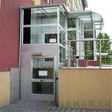 导轨式别墅电梯四五人家用电梯专供启运张家口北京