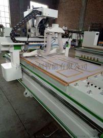 木工开料机厂家2206伺服电机+山龙控制系统