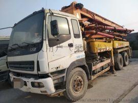 无户三一37米泵车42米泵车混凝土泵车供应