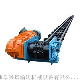 多用途自清式刮板输送机变频调速 烘干机配套刮板机