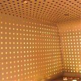 美容養生醫院衝孔鋁單板 造型衝孔鋁單板