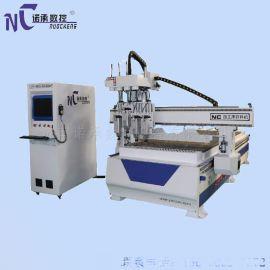 板式家具生产线设备板式家具雕刻机家具厂机械设备