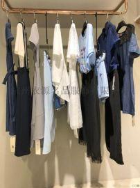 杭州品牌折扣服装尤西子专柜**货源