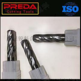 整体硬质合金钨钢直槽螺旋铰刀D11