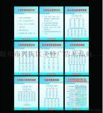 宁夏银川设计制作印刷公司制度牌、展板、企业文化墙