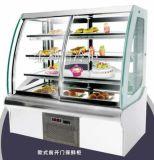 新款欧式前移门蛋糕柜.西点保鲜冷柜