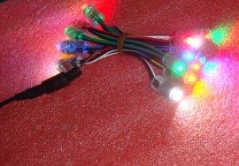 LED 穿孔灯