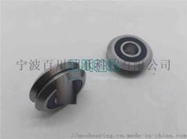 440不锈钢材质直角滚轮W1