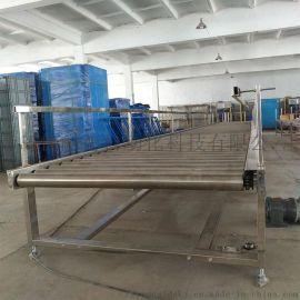 辽宁地区优耐德科技供应辊筒输送机碳钢镀锌辊筒输送机