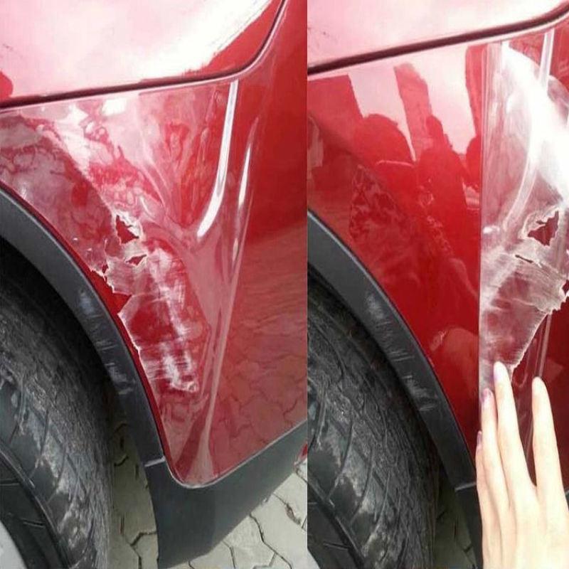 汽車隱形車衣TPH漆面保護膜TPU雙塗層修復膜