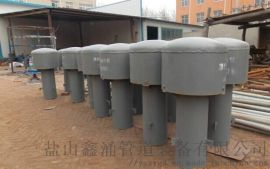 五里窑鑫涌牌弯管型通气管 W-300罩型通气帽