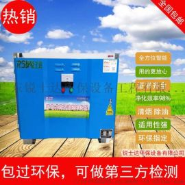 深圳油烟净化器生产厂家 静电离子复合式净化器 锐士达直销