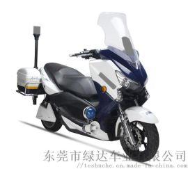 72V電動巡邏摩托車 巡邏電動車