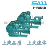 WB2型耐磨往复泵 WBR型耐高温往复泵