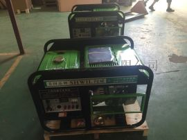 汽油发电机风冷双缸发电机组SW10KWQY汽油