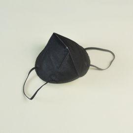 厂家防花粉黑色折叠口罩