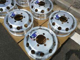 南京库罗德制造依维柯智能锻造车轮1139