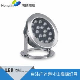 18w大功率水下灯-led水底灯18w