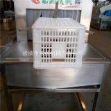 定製性雞籠清洗設備 龍山孵化場雞苗筐清洗機廠家直銷