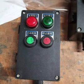 数显表防爆按钮控制箱